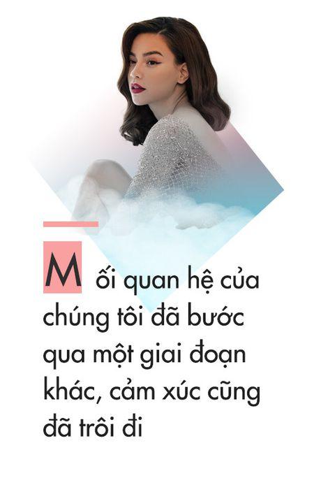 Ho Ngoc Ha: 'Cuong Do La ru toi ve song chung, cho Subeo co em gai' - Anh 9
