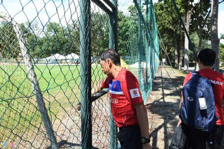Huu Thang va hoc tro gap kho lien tiep truoc SEA Games 29 - Anh 2