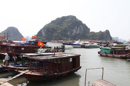 'Lac buoc' vao cang bien dep bac nhat Vinh Bac Bo - Anh 6