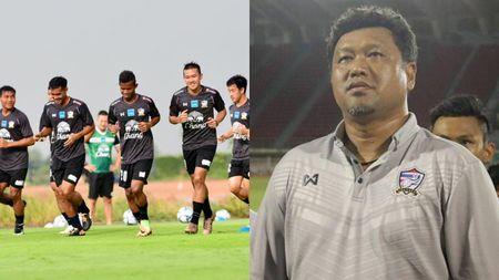 U22 Thai Lan do bo Malaysia, quyet giat vang SEA Games - Anh 1