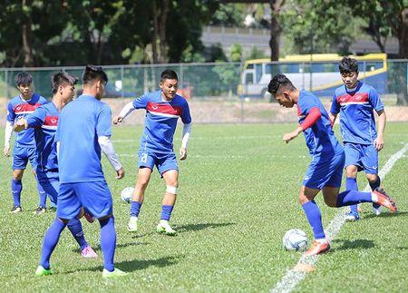 Chac suat SEA Games, Cong Phuong, Tuan Anh cuoi tit mat - Anh 2