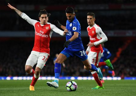 Ket qua tran Arsenal vs Leicester City, vong 1 Ngoai hang Anh - Anh 1