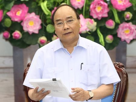 Thu tuong: 'Khong ep san xuat bang moi gia de roi thua lo' - Anh 1