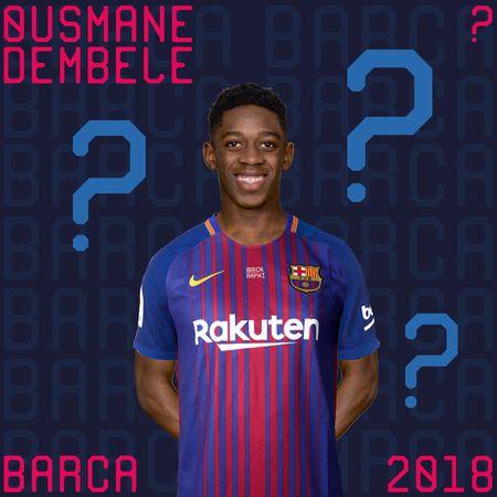 Doi hinh 'sieu tan cong' cua Barca khi co Coutinho va Ousmane Dembele - Anh 9