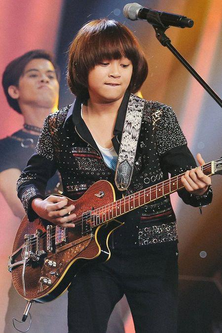 Hanh trinh tro thanh Quan quan Vietnam Idol Kids 2017 cua Thien Khoi - Anh 13