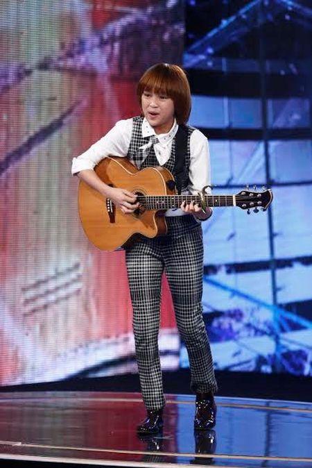 Hanh trinh tro thanh Quan quan Vietnam Idol Kids 2017 cua Thien Khoi - Anh 1
