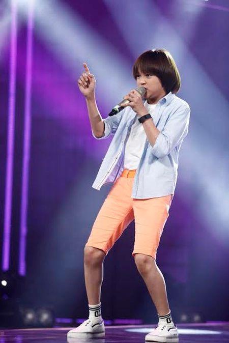 Hanh trinh tro thanh Quan quan Vietnam Idol Kids 2017 cua Thien Khoi - Anh 3