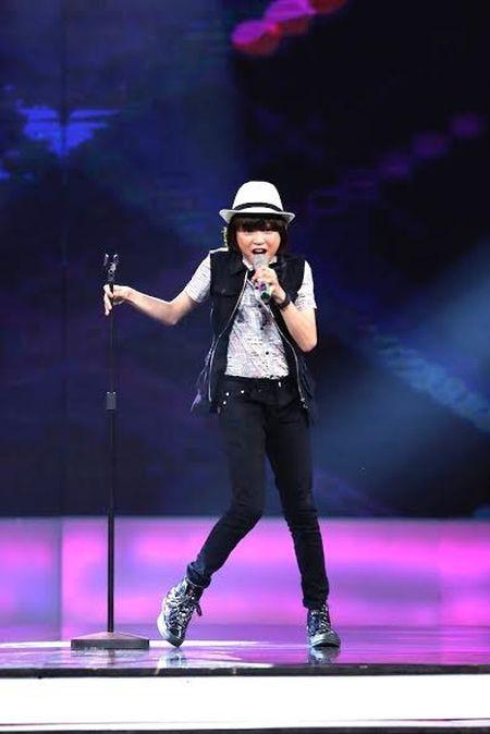 Hanh trinh tro thanh Quan quan Vietnam Idol Kids 2017 cua Thien Khoi - Anh 4