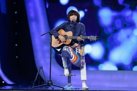 Hanh trinh tro thanh Quan quan Vietnam Idol Kids 2017 cua Thien Khoi - Anh 5