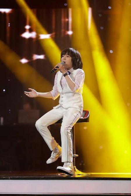 Hanh trinh tro thanh Quan quan Vietnam Idol Kids 2017 cua Thien Khoi - Anh 7