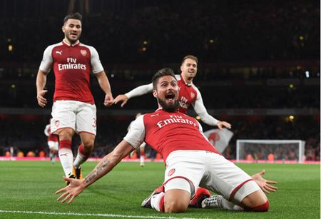 Toan canh chien thang day kich tinh cua Arsenal truoc Leicester City - Anh 15
