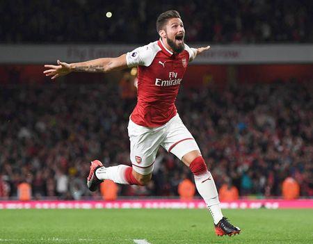 Cham diem Arsenal 4-3 Leicester: Nguoi hung Giroud van thua Lacazette - Anh 14