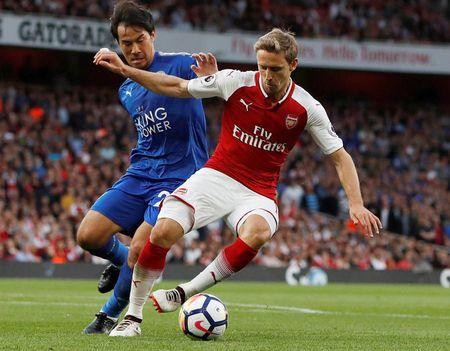 Cham diem Arsenal 4-3 Leicester: Nguoi hung Giroud van thua Lacazette - Anh 5