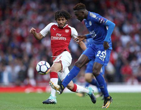Cham diem Arsenal 4-3 Leicester: Nguoi hung Giroud van thua Lacazette - Anh 8