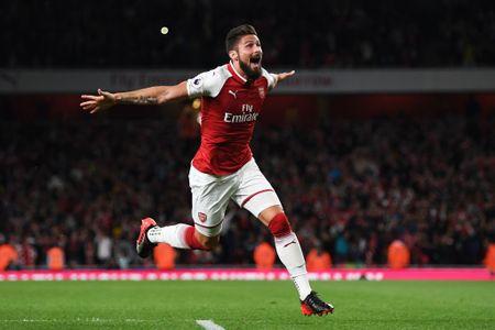 5 bai hoc tu tran Arsenal 4-3 Leicester: 'Ga son' Giroud cat tieng gay - Anh 2