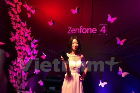 Tan mat thay nhung chiec smartphone ZenFone 4 dau tien - Anh 1