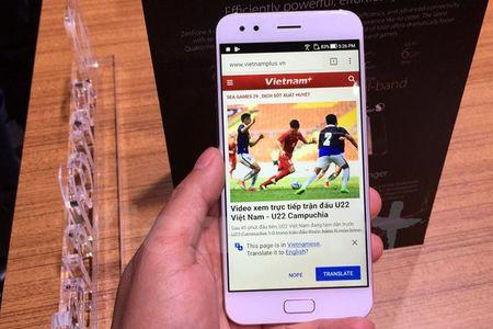 Tan mat thay nhung chiec smartphone ZenFone 4 dau tien - Anh 4