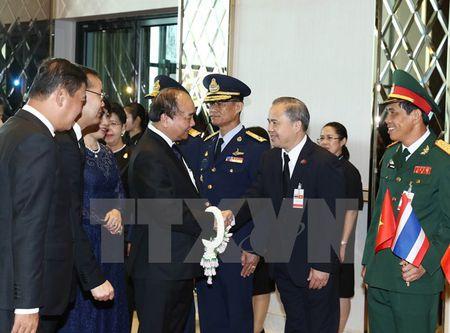 Thu tuong Nguyen Xuan Phuc va phu nhan tham Thai Lan - Anh 2