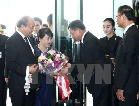 Thu tuong Nguyen Xuan Phuc va phu nhan tham Thai Lan - Anh 4