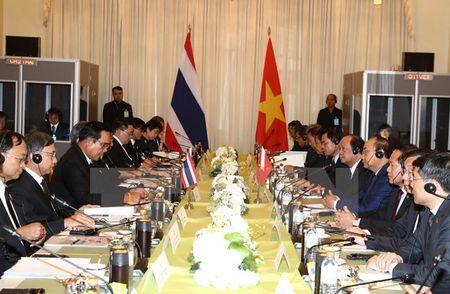 Thu tuong Nguyen Xuan Phuc va phu nhan tham Thai Lan - Anh 9