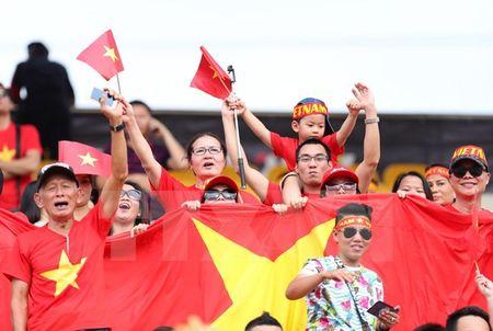 CDV Viet Nam kho mua ve tran gap U22 Thai Lan va U22 Indonesia - Anh 1