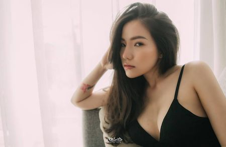 Ly Phuong Chau: Toi va Hien Sen tim hieu nhau sau khi ly hon chong - Anh 2