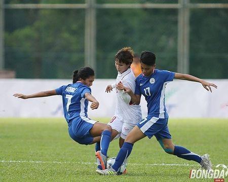 Thang tran, HLV Mai Duc Chung van khong hai long ve hoc tro - Anh 2