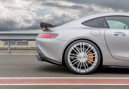 Mercedes-AMG GT len doi dang cap xe dua Luethen - Anh 3