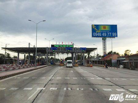BOT Tien Giang se tra lai du an neu phai di doi tram thu phi Cai Lay? - Anh 1