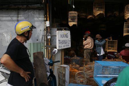 Dong loat xa hang truoc ngay tra dat quoc phong o Tan Son Nhat - Anh 8