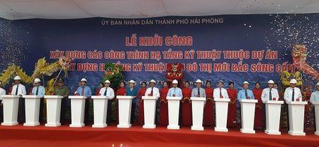 Hai Phong se co trung tam hanh chinh - chinh tri nang dong nhat phia Bac - Anh 1