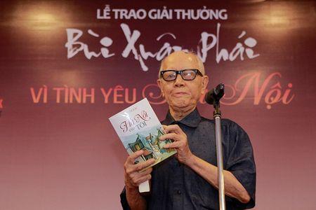 Nhung tinh yeu Ha Noi qua doi nong nan trong giai thuong tron ven 10 nam - Anh 2
