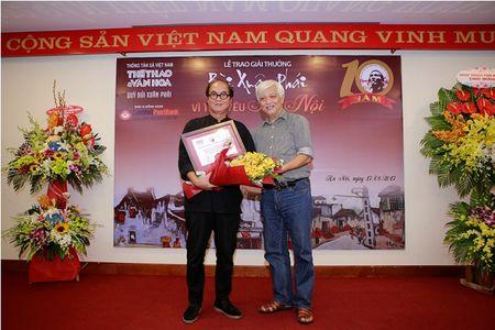Nhung tinh yeu Ha Noi qua doi nong nan trong giai thuong tron ven 10 nam - Anh 3