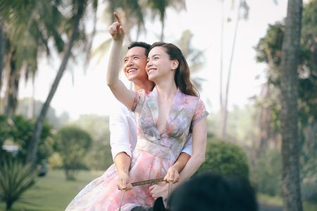 Kim Ly - nguoi yeu tin don cua Ho Ngoc Ha co gia the khung co nao? - Anh 1