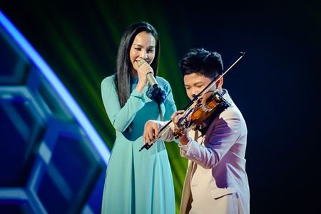 Diva Hong Nhung 'lam nen' cho thi sinh nhi mua ballet - Anh 2