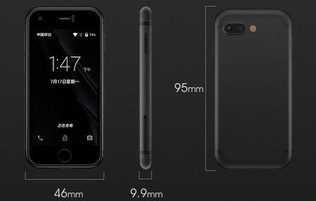 """""""iPhone 7 Plus Mini"""" gia chi 1,2 trieu dong - Anh 1"""