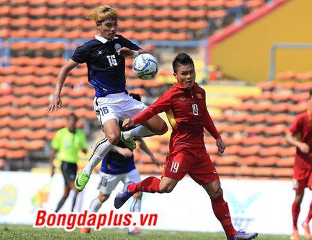 Cong Phuong lap cu dup, U22 Viet Nam thang tran thu hai - Anh 3
