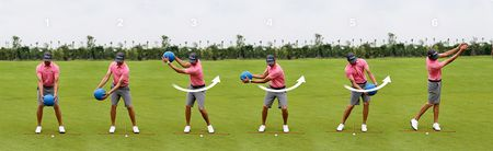 Don luc backswing va downswing - Anh 5