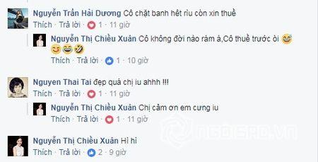 NSUT Chieu Xuan so huu vong eo 'thach thuc' Ngoc Trinh o tuoi 50 - Anh 7