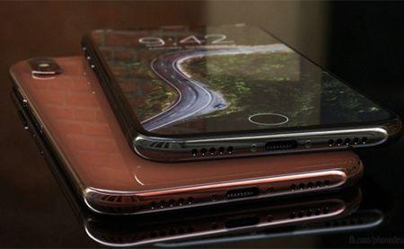 Mau moi cua iPhone 8 trong nhu the nao ngoai thuc te - Anh 3
