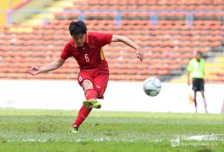 Cong Phuong, Tuan Tai len tieng, U22 Viet Nam thang dam Campuchia - Anh 1