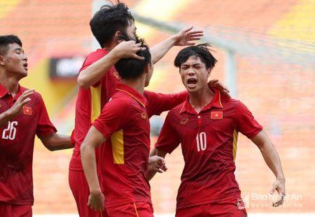 Cong Phuong, Tuan Tai len tieng, U22 Viet Nam thang dam Campuchia - Anh 2