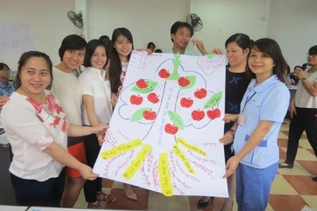 Tang cuong ky nang truyen thong ve cham soc suc khoe, sinh san - tinh duc cho LD nu - Anh 1