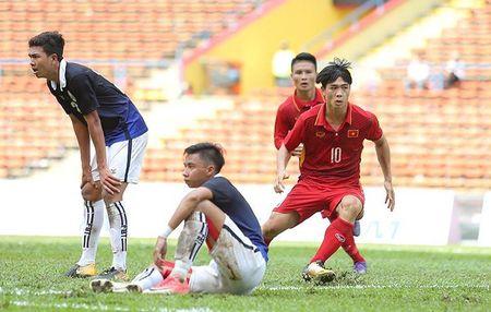 Cong Phuong ruc sang, U22 Viet Nam 'lot mat na' thanh cong Campuchia 'ho giay' - Anh 1