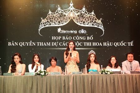 Cong bo ban quyen cac cuoc thi Hoa hau - Anh 1