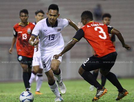 U22 Thai Lan chat vat ha Dong Timor, Indonesia thang dam - Anh 13