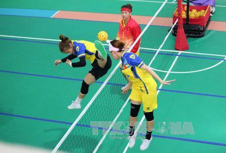 SEA Games: Cau may 'mo hang' huy chuong cho Doan Viet Nam - Anh 1