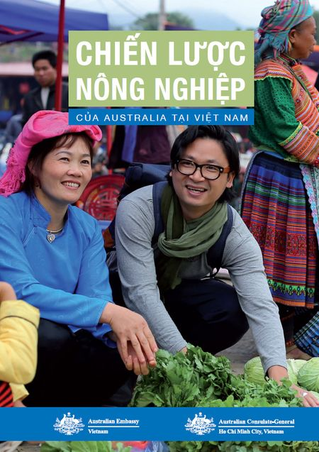 Australia cong bo chien luoc nong nghiep tai Viet Nam - Anh 1