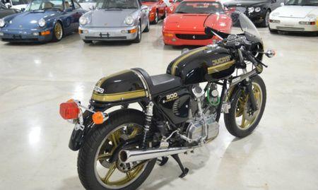 Ngam 1980 Ducati 900 Super Sport Desmo gia 852 trieu dong - Anh 1