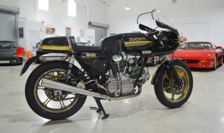 Ngam 1980 Ducati 900 Super Sport Desmo gia 852 trieu dong - Anh 2